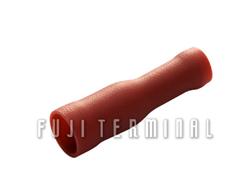 PVC全绝缘母插子弹形端子