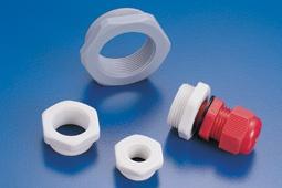 KSS 电缆固定头转接头(公制牙-大转小)