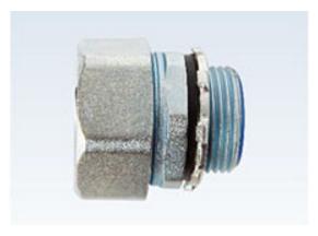 锌制防水型外螺纹接头 (ZGSM型)