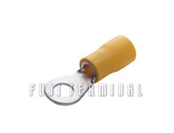PVC绝缘圆形端子